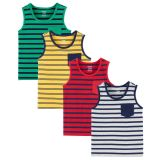Carters 4-Pack Jersey Tanks