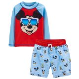 Carters 2-Piece Mickey Mouse Rashguard Set