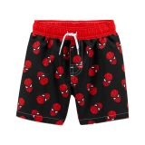 Oshkoshbgosh Spider-Man Swim Trunks
