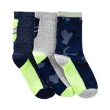 Oshkoshbgosh 3-Pack Athletic Socks