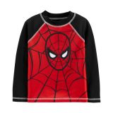 Oshkoshbgosh Spider-Man Rashguard