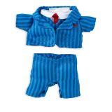 Disney nuiMOs Outfit ? Blue Pinstripe Suit Set