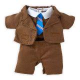 Disney nuiMOs Outfit ? Brown Tweed Suit Set