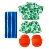 Disney nuiMOs Outfit ? Hawaiian Shirt and Short Set with Towel