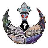 Star Wars Mystery Iron-on Patches ? The Saga Edition | shopDisney