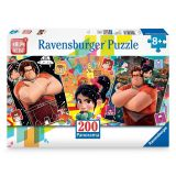 Wreck-It Ralph and Vanellope Panorama Puzzle by Ravensburger - Ralph Breaks the Internet | shopDisney