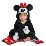 Minnie Mouse Hooded Towel for Baby  Personalized