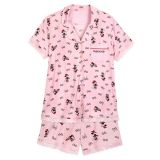 Minnie Mouse Pajama Set for Women