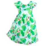 Disney Minnie Mouse Tropical Dress for Girls