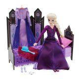 Elsa Classic Doll Bedroom Play Set  Frozen 2