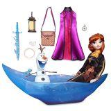 Anna Classic Doll Adventure Play Set  Frozen 2