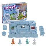 Olaf's Ice Adventure Trouble Game  Frozen