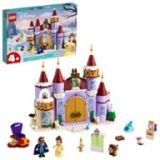 LEGO Disney Princess Belles Castle Winter Celebration 43180