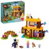 Disney LEGO Auroras Forest Cottage 43188