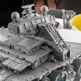 Disney Imperial Star Destroyer Building Set by LEGO ? Star Wars: A New Hope ? Ultimate Collector Series