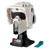 Disney LEGO Scout Trooper Helmet 75305 ? Star Wars