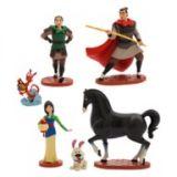 Disney Mulan Figure Play Set