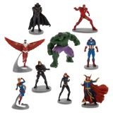 Avengers Deluxe Figurine Play Set