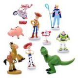 Disney Toy Story Deluxe Figure Play Set