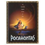 Pocahontas Movie Poster Journal
