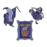 Disney Wisdom Pin Set ? The Sword in the Stone ? September ? Limited Release | shopDisney