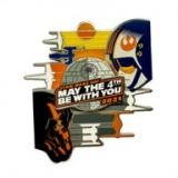Disney Star Wars Day May the 4th Be With You 2021 Pin ? Limited Release