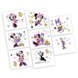 Minnie Mouse and Friends Tattoos | shopDisney