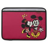 Mickey Mouse Shorts Laptop Computer Sleeve  13''  Customizable