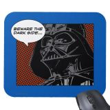 Darth Vader Mouse Pad  Customizable