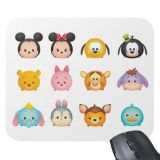 ''Tsum Tsum'' Mousepad  Customizable