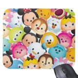 ''Tsum Tsum'' Pattern Mousepad  Customizable