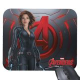 Black Widow Mouse Pad  Marvel's Avengers: Age of Ultron  Customizable