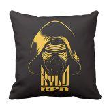 Kylo Ren Pillow  Star Wars: The Force Awakens  Customizable