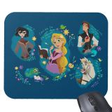 Tangled Mouse Pad  Customizable