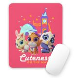 T.O.T.S. ''Cuteness On the Way'' Mousepad  Customized