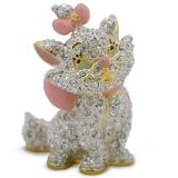 Marie Jeweled Figurine by Arribas Brothers ? The Aristocats | shopDisney