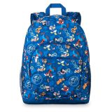 Mickey Mouse and Friends Walt Disney World Backpack - 2019   shopDisney
