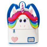 Rainbow Unicorn Mini Backpack by Loungefly - Inside Out   shopDisney
