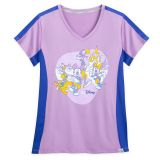 Mickey Mouse and Friends runDisney Performance T-Shirt for Women