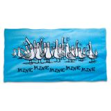 Finding Nemo Seagulls Beach Towel - Mine, Mine, Mine, Mine | shopDisney