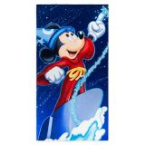 Sorcerer Mickey Mouse Beach Towel | shopDisney