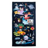 Mickey Mouse and Friends Beach Towel  Walt Disney World