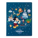 Mickey Mouse and Friends Disney Parks Notepad Set