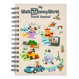 Mickey Mouse and Friends Travel Journal  Walt Disney World