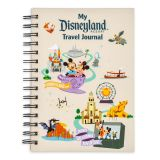 Mickey Mouse and Friends Travel Journal  Disneyland