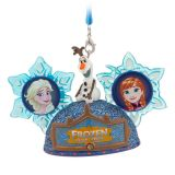 Frozen Ever After Ear Hat Ornament  Epcot