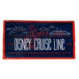 Steamboat Willie Disney Cruise Line Beach Towel