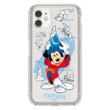 Sorcerer Mickey Mouse iPhone 11/XR Case by OtterBox  Disney Ink & Paint