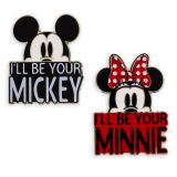 Mickey and Minnie Mouse Pin Set | shopDisney