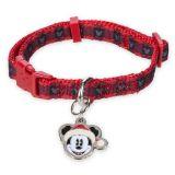 Mickey Mouse Holiday Dog Collar | shopDisney